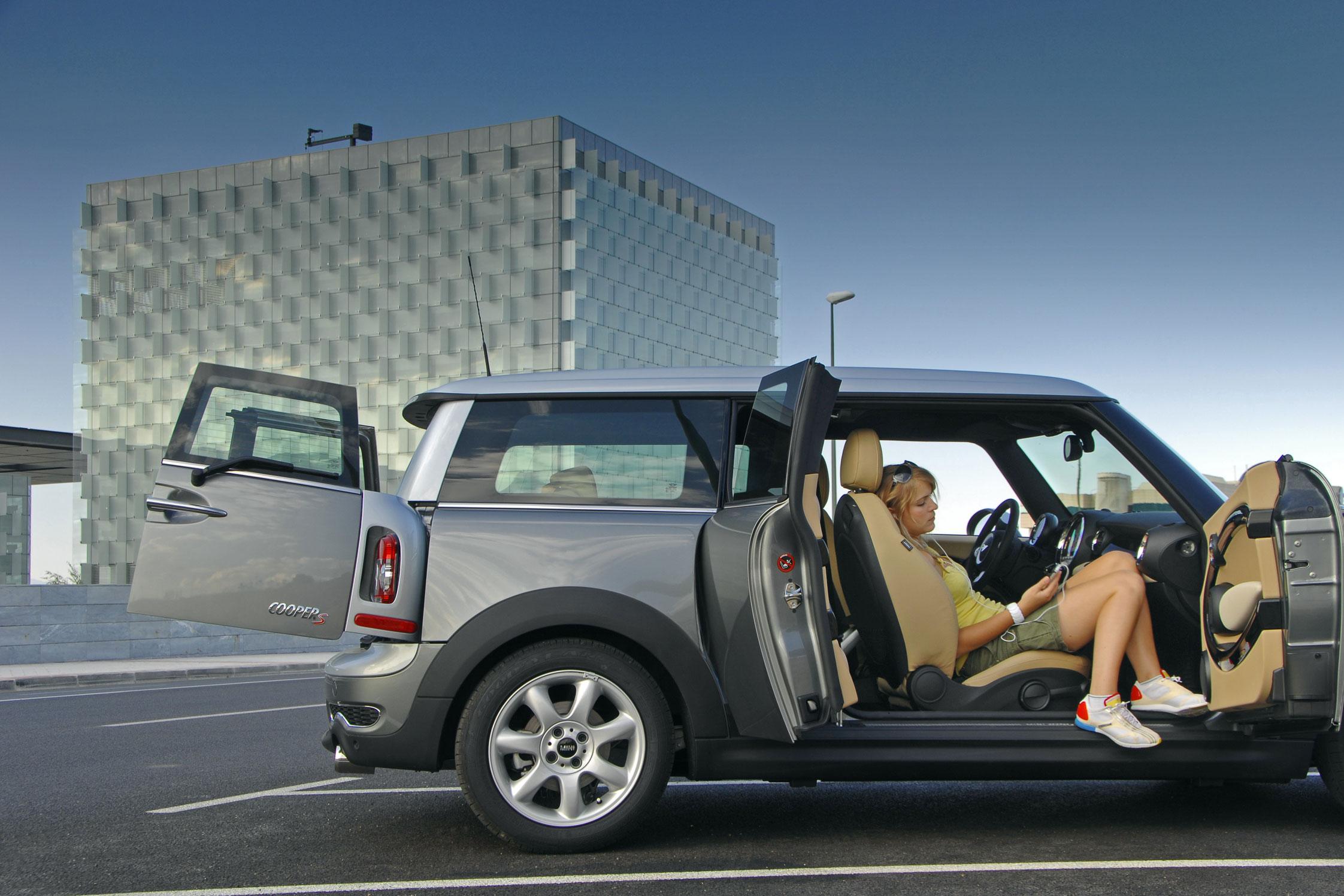 photo mini clubman r55 cooper 120ch break 2007 m diatheque. Black Bedroom Furniture Sets. Home Design Ideas