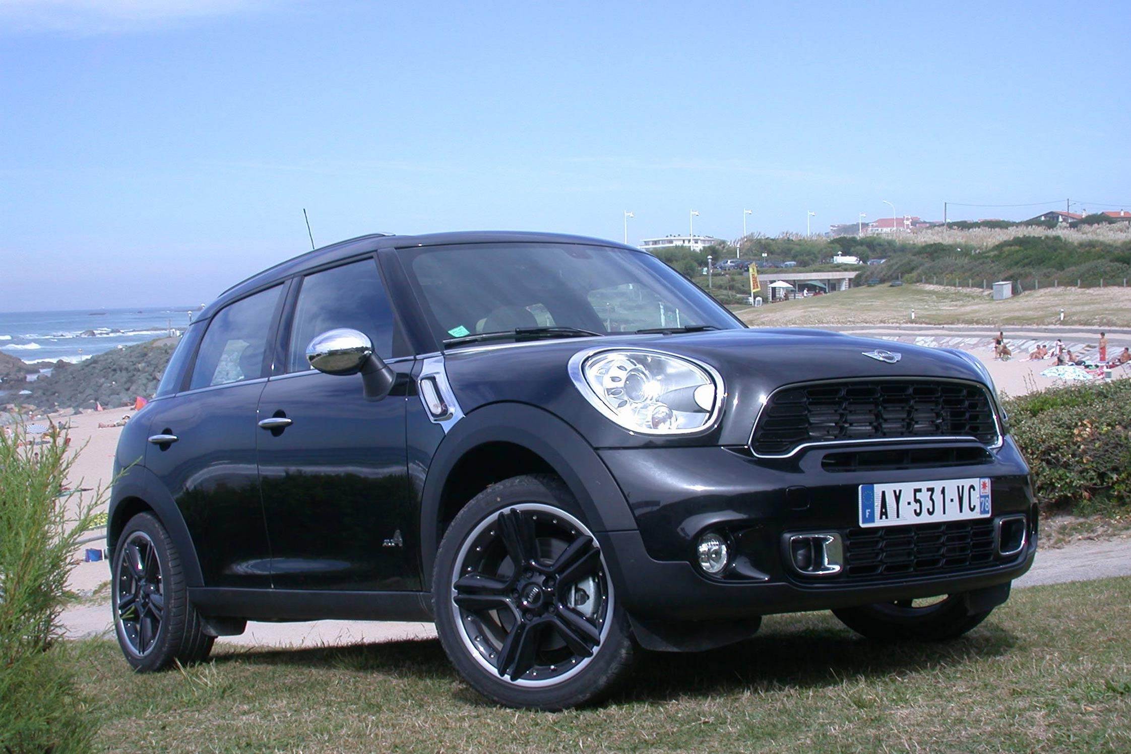photo mini countryman r60 cooper s all4 suv 2010 m diatheque. Black Bedroom Furniture Sets. Home Design Ideas