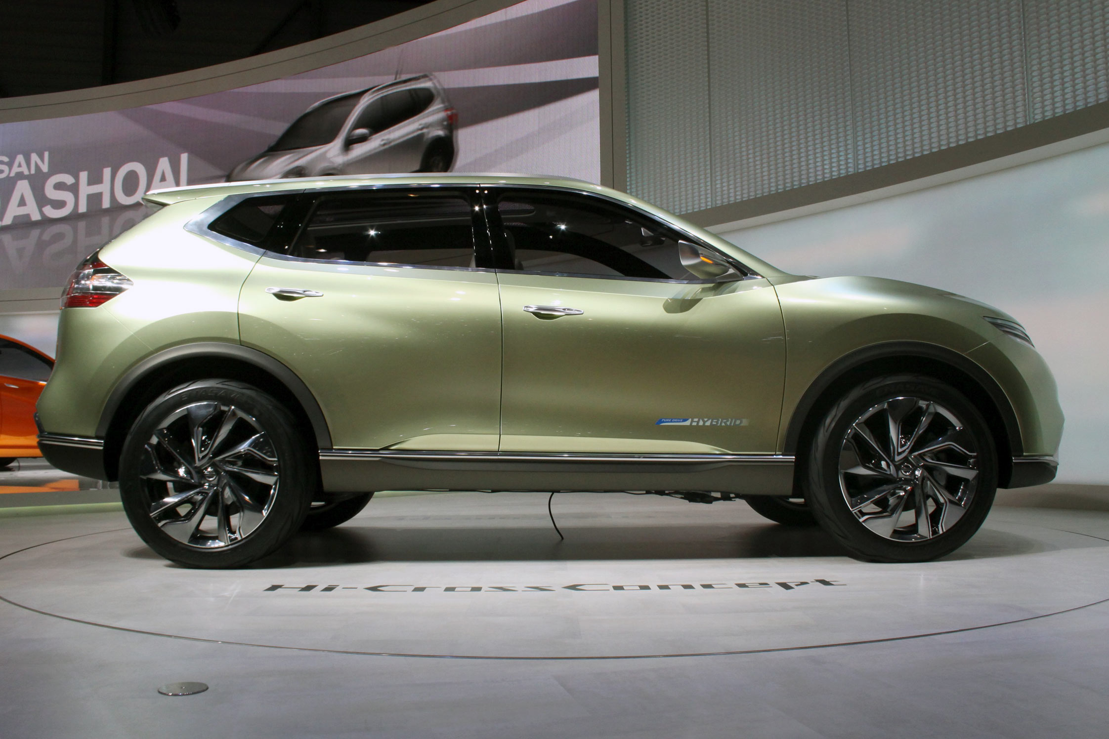 Photo nissan hi cross concept salon de gen ve 2012 m diatheque - Concept salon de the ...