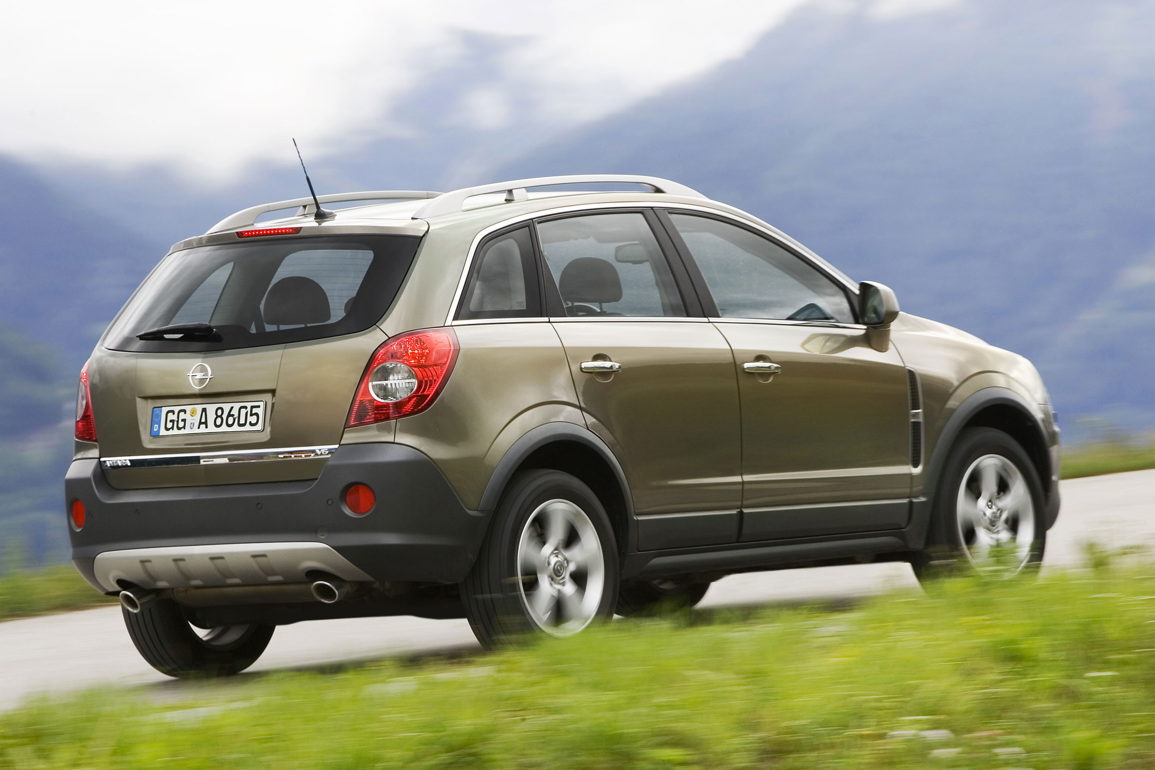 photo opel antara 2 0 cdti 150ch suv 2007 m diatheque. Black Bedroom Furniture Sets. Home Design Ideas