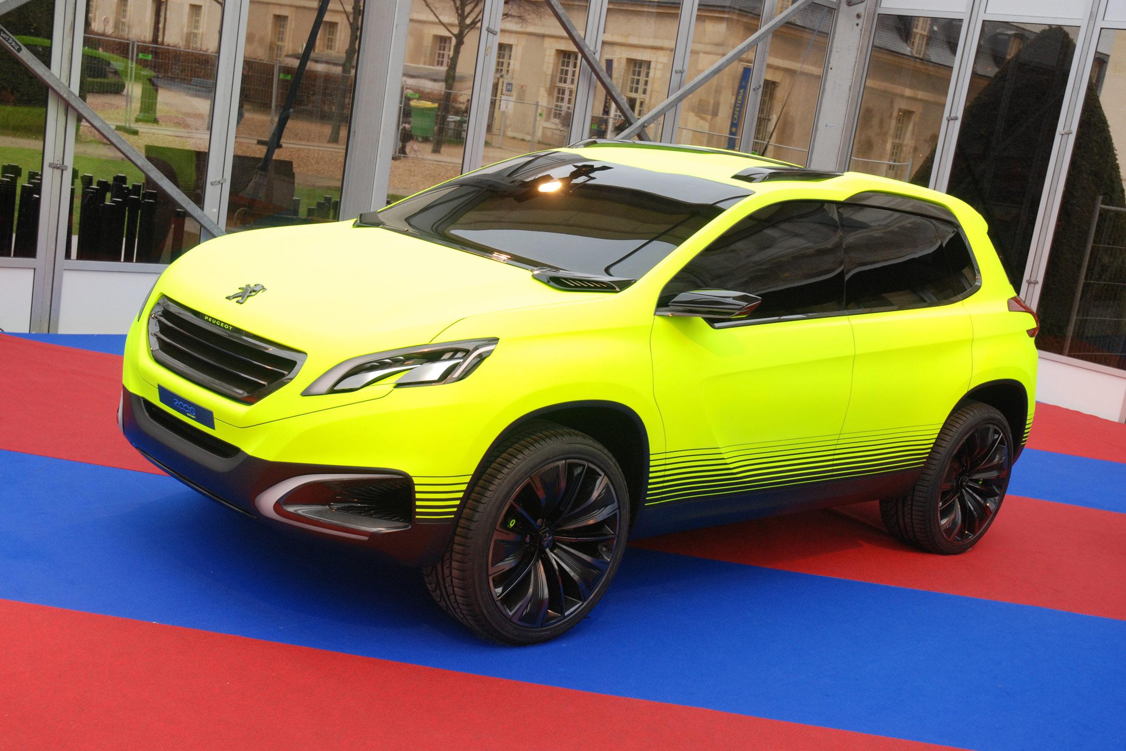 photo peugeot 2008 concept concept car 2012 m diatheque. Black Bedroom Furniture Sets. Home Design Ideas