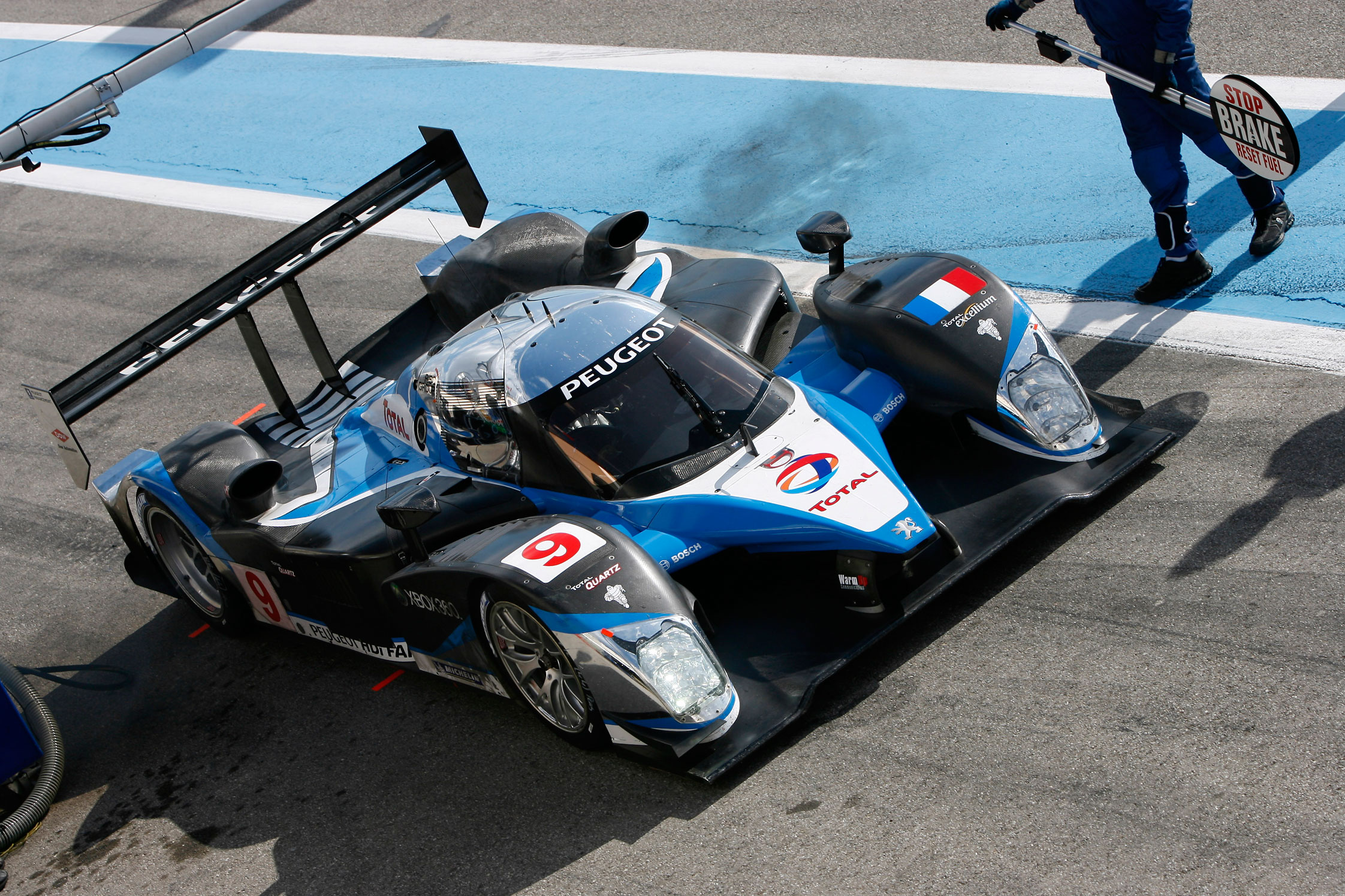 Peugeot Announces Its Withdrawal From Le Mans Effective