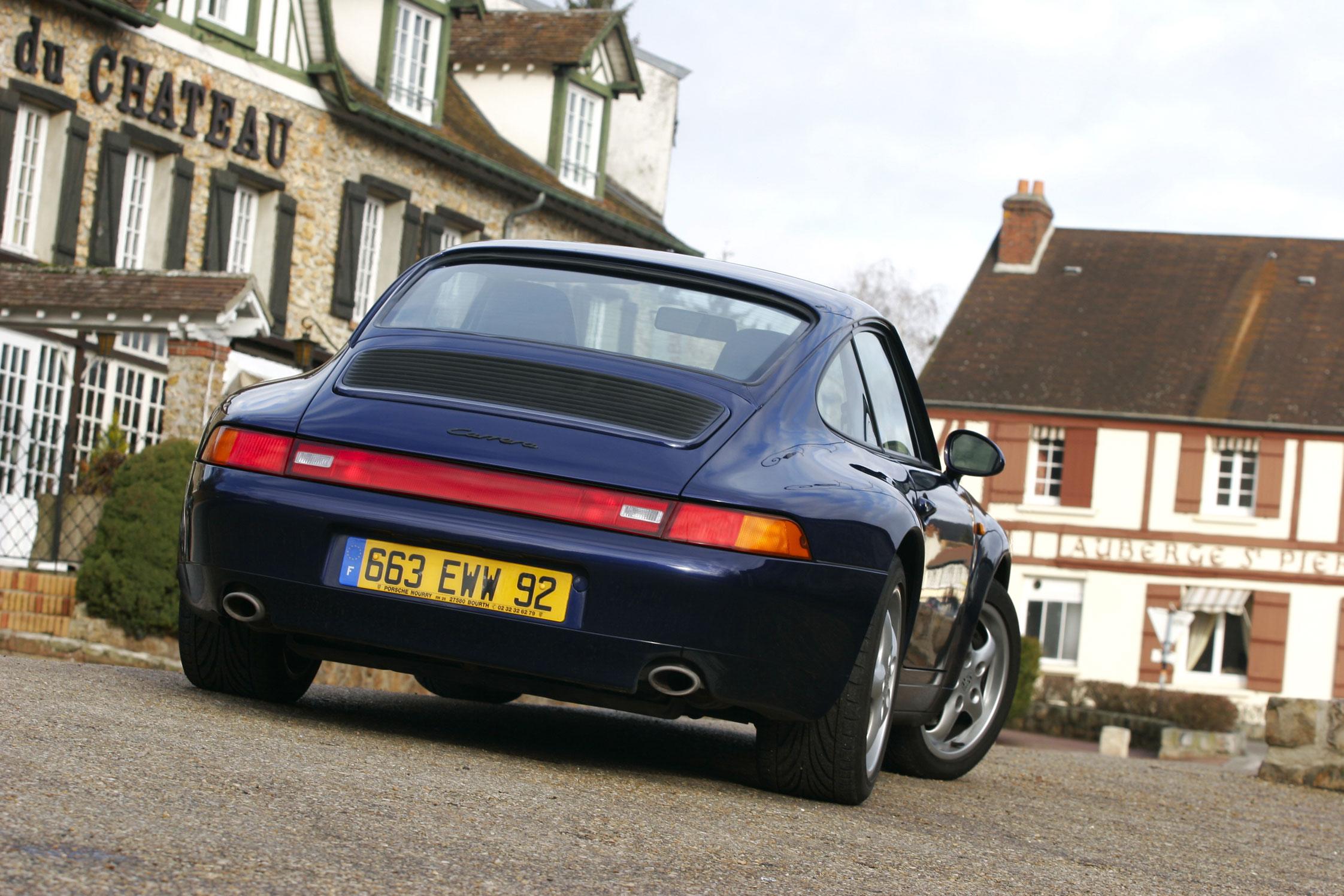 1993 Porsche 911 Carrera 993 Related Infomation