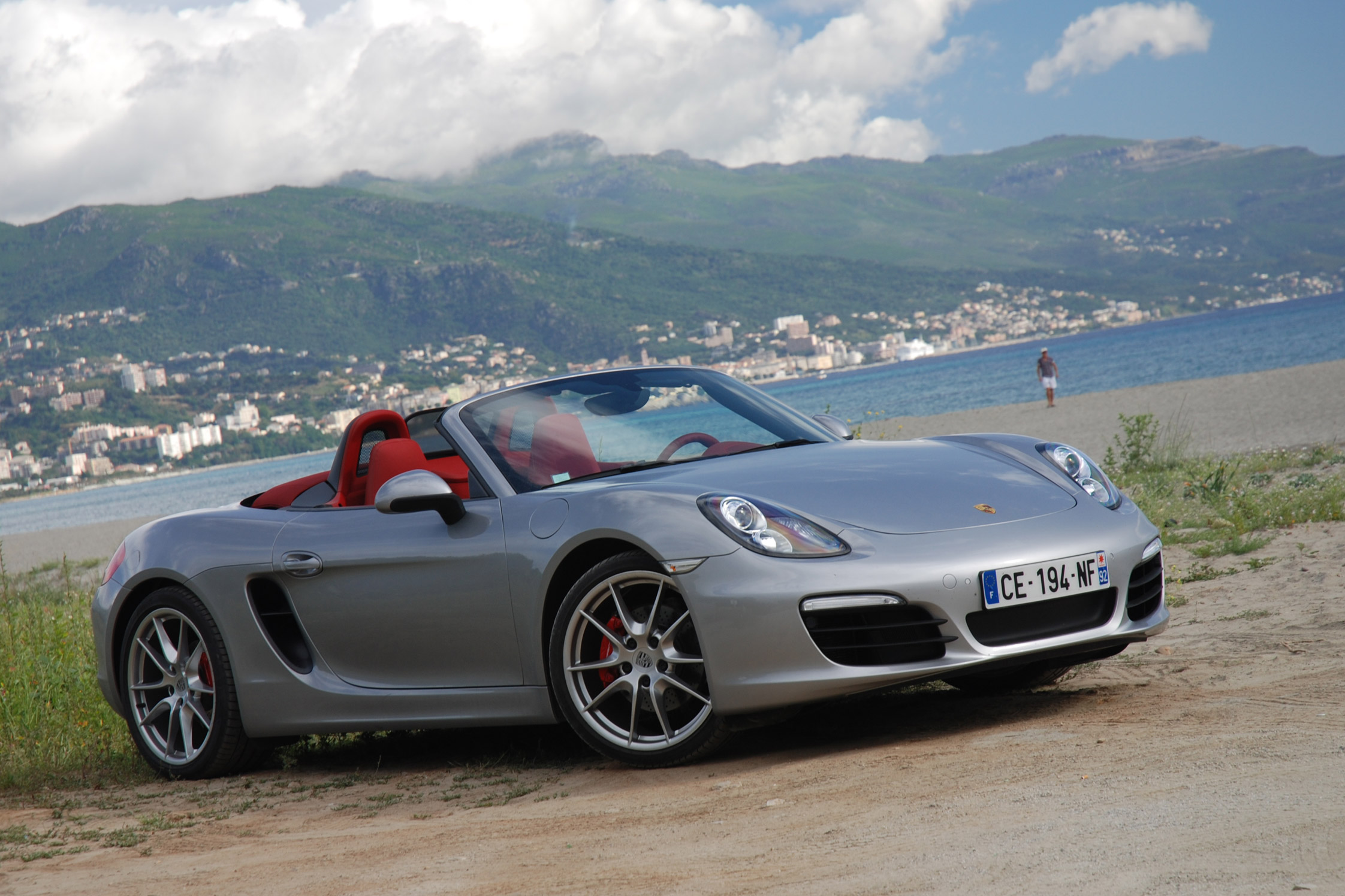 Photo Porsche Boxster 981 S 3 4i Cabriolet 2012