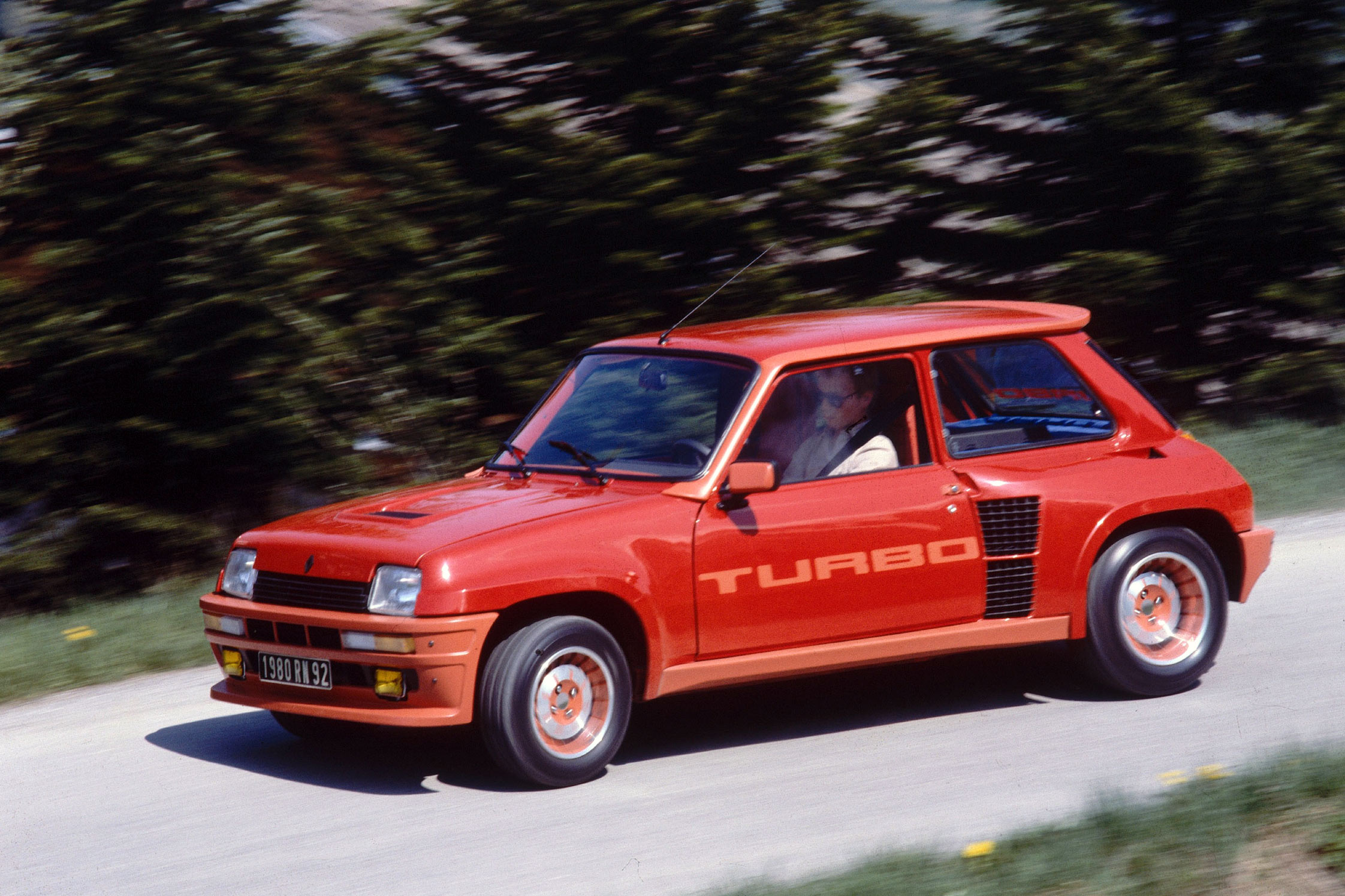 photo renault r5 turbo1 1 4 coup 1978 m diatheque. Black Bedroom Furniture Sets. Home Design Ideas