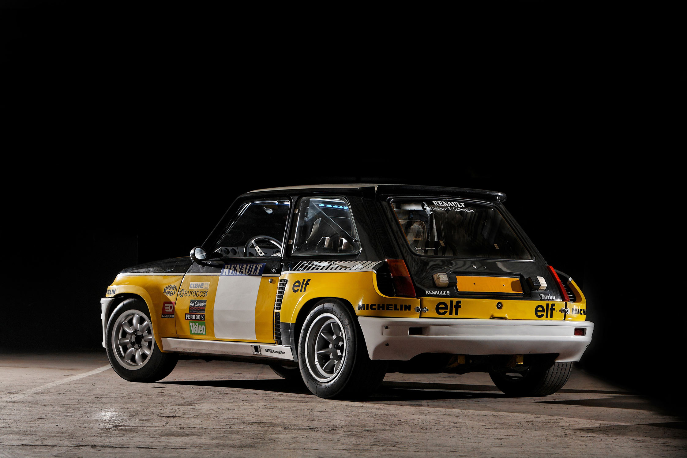 Photo Renault R5 Turbo2 1 4 Coup 233 1981 M 233 Diatheque