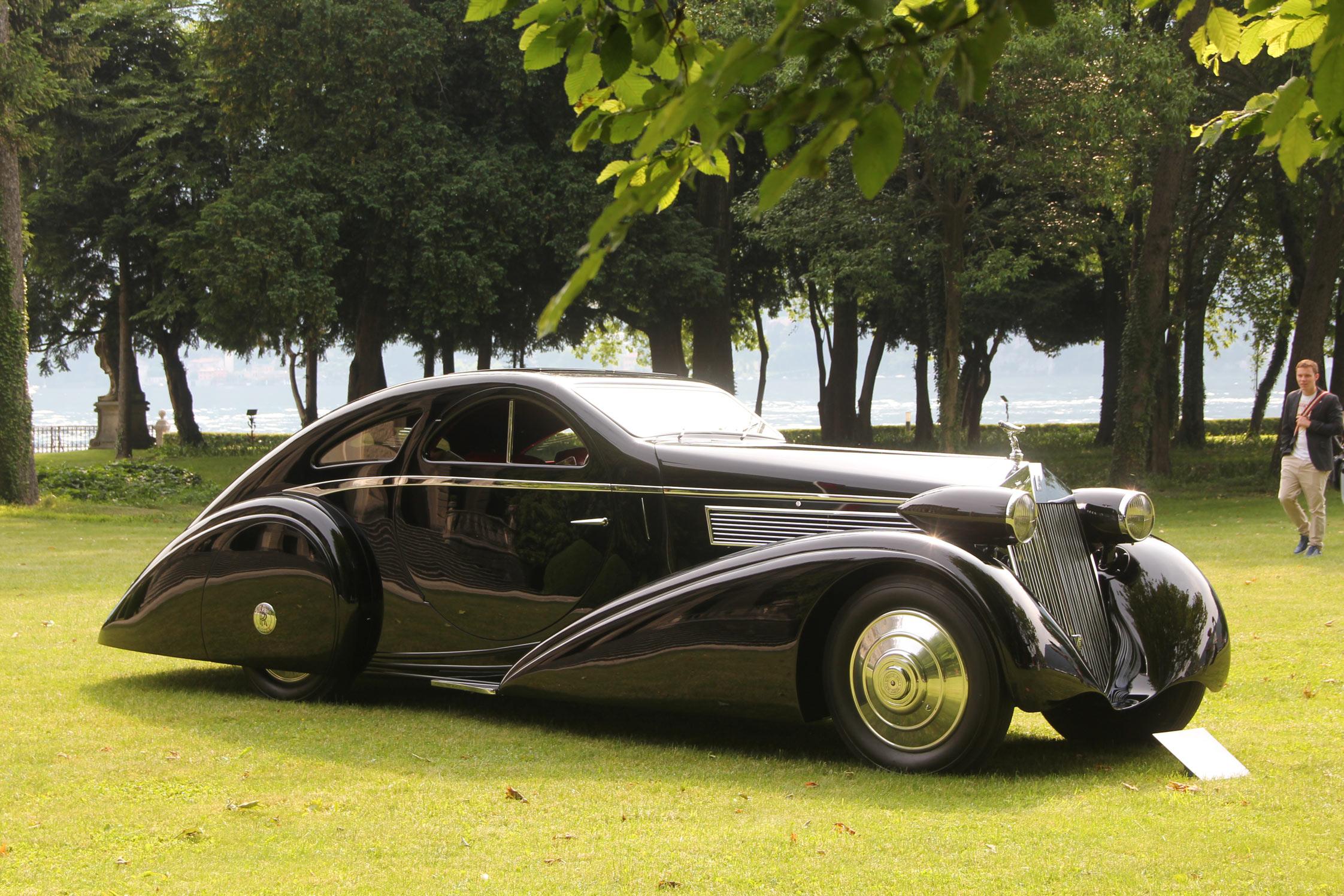 photo rolls royce phantom ii jonckheere coup 1934 m diatheque. Black Bedroom Furniture Sets. Home Design Ideas