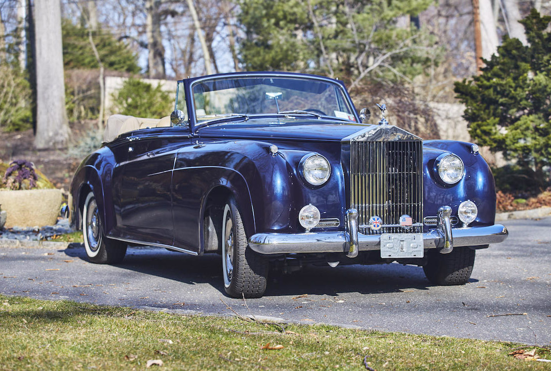 photo rolls royce silver cloud ii cabriolet cabriolet 1961 m diatheque. Black Bedroom Furniture Sets. Home Design Ideas