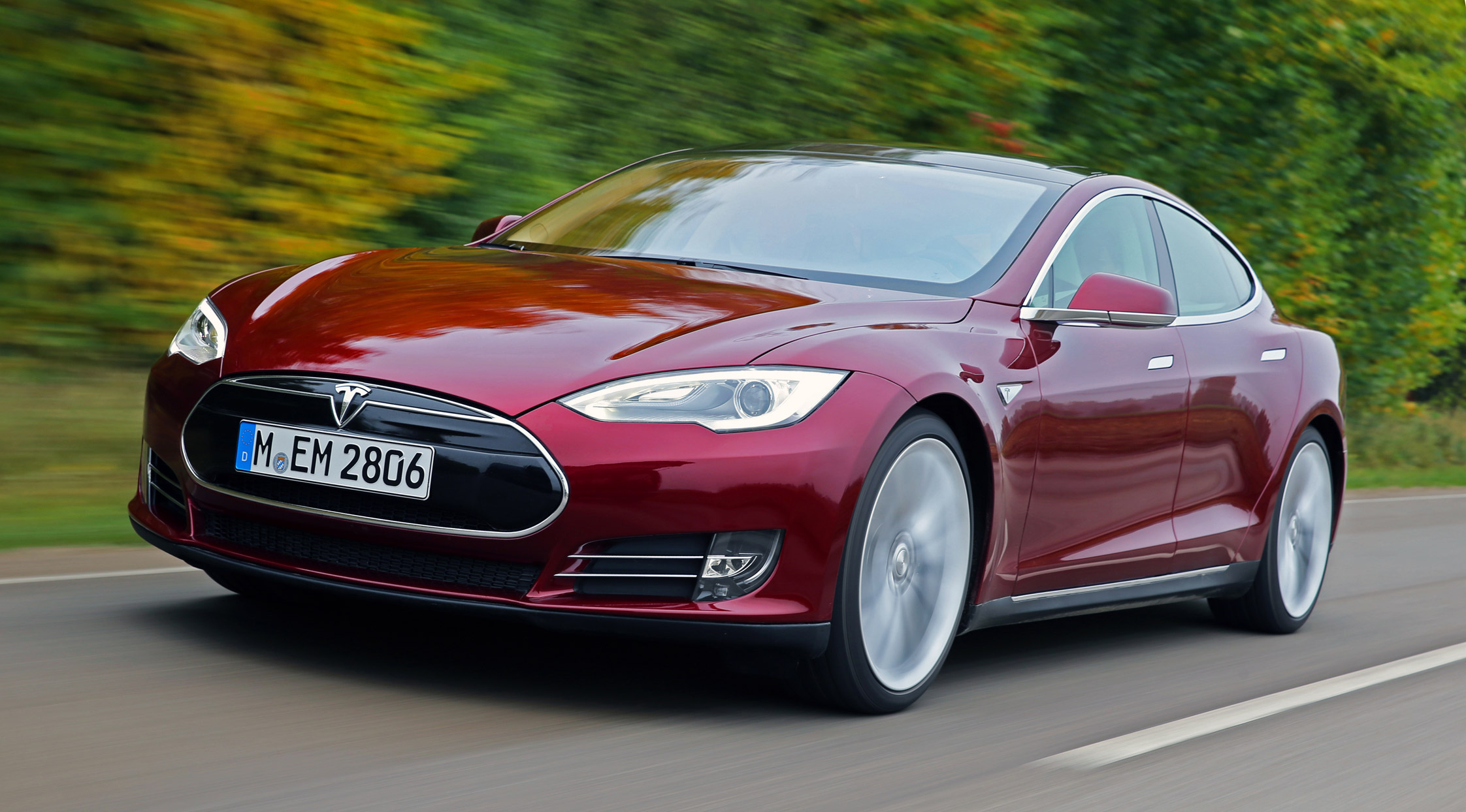 photo tesla model s p90d berline 2015 m diatheque. Black Bedroom Furniture Sets. Home Design Ideas