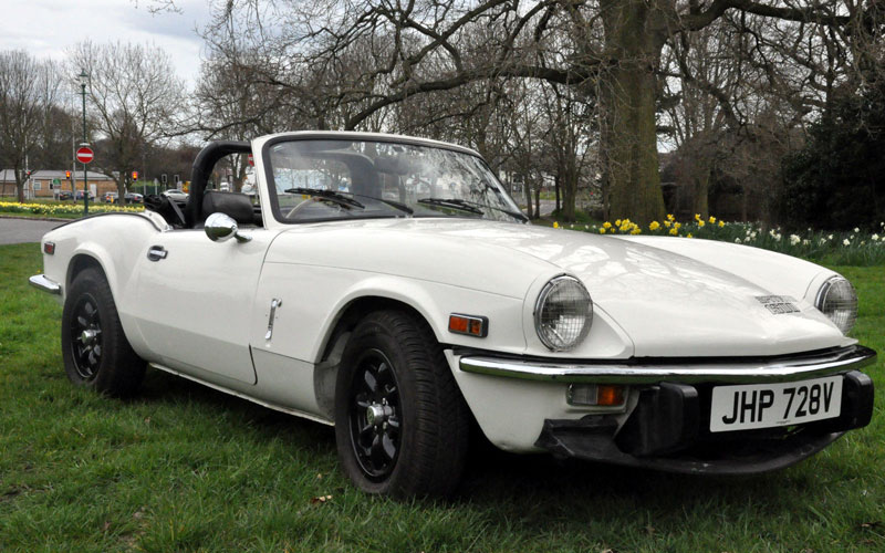 photo triumph spitfire 1500 fh cabriolet 1980 m diatheque. Black Bedroom Furniture Sets. Home Design Ideas