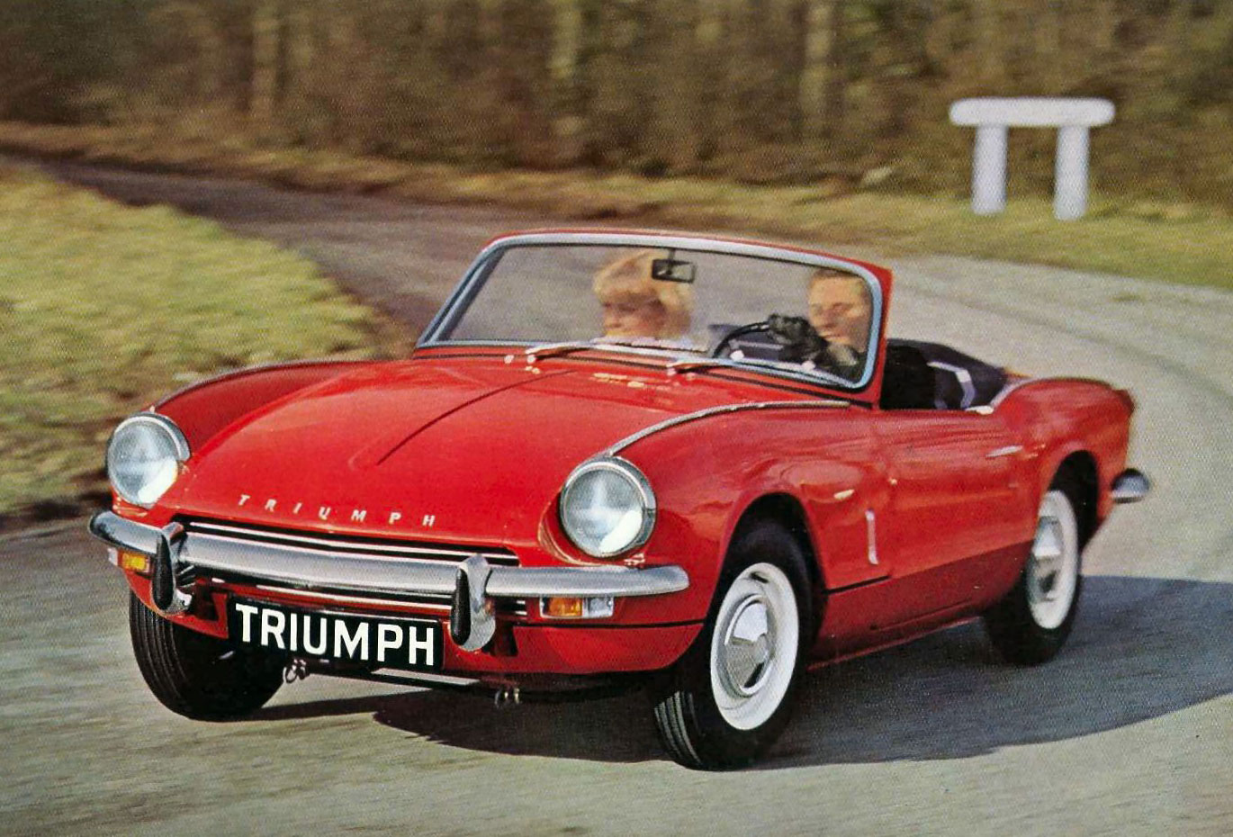 photo triumph spitfire mk3 m diatheque. Black Bedroom Furniture Sets. Home Design Ideas