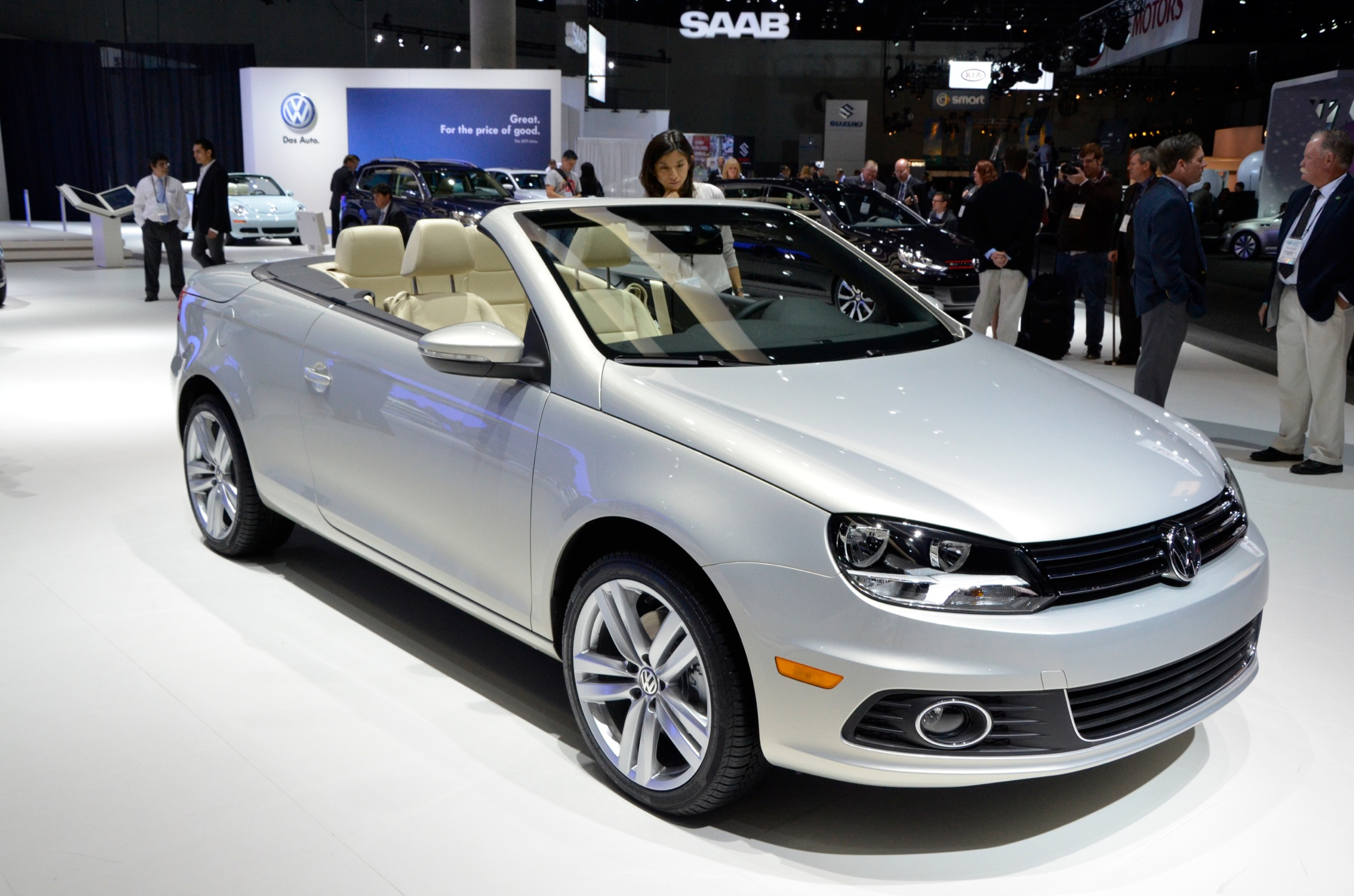 photo volkswagen eos coup cabriolet 2010 m diatheque. Black Bedroom Furniture Sets. Home Design Ideas
