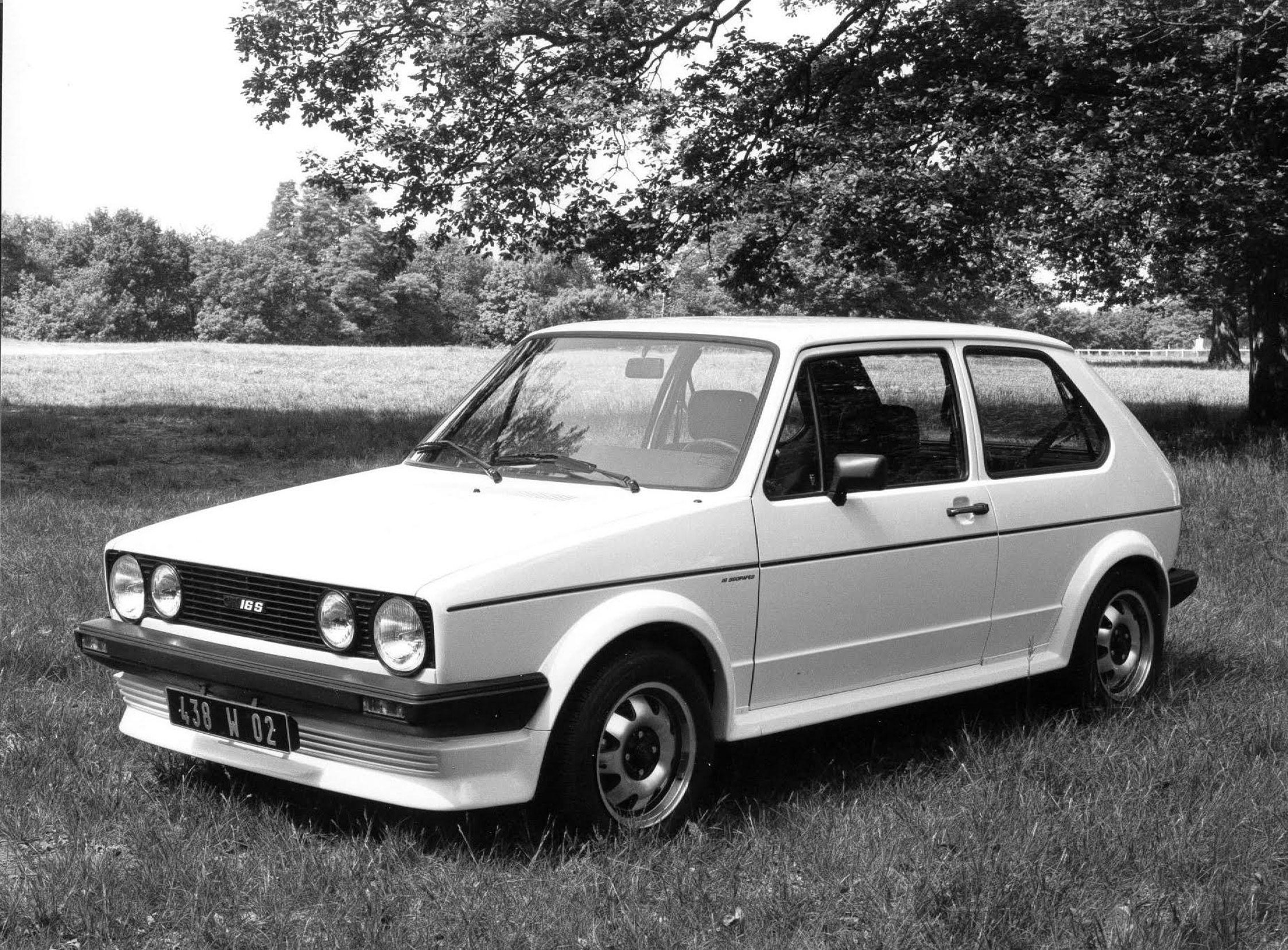golf gti 16s oettinger 1981 volkswagen golf gti 40 ans de sportivit diaporama photo. Black Bedroom Furniture Sets. Home Design Ideas