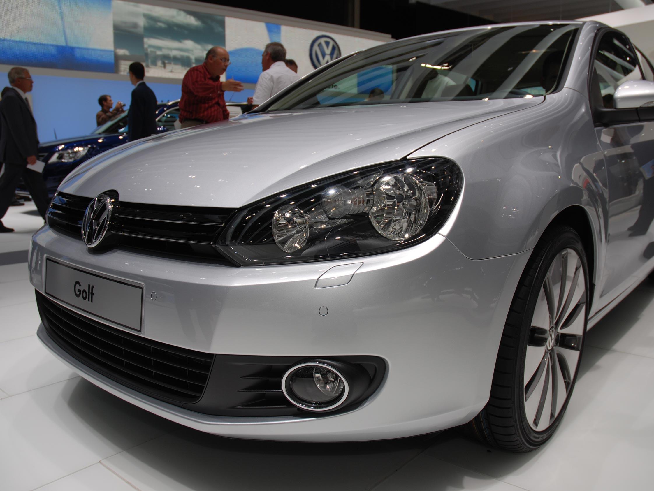 Photo Volkswagen Golf Vi 1 4 Tsi 160 Ch Mondial