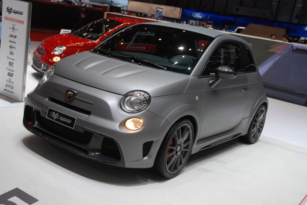 ABARTH 695 1.4 T-Jet 190 ch Biposto coupé 2014