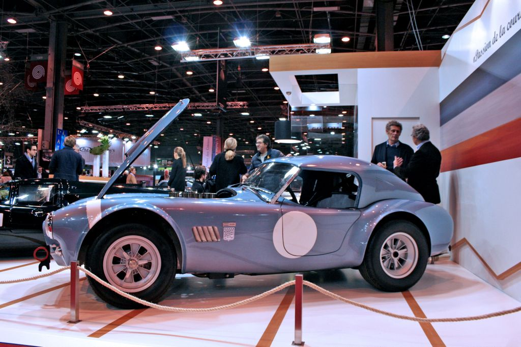 AC Cobra Hard Top