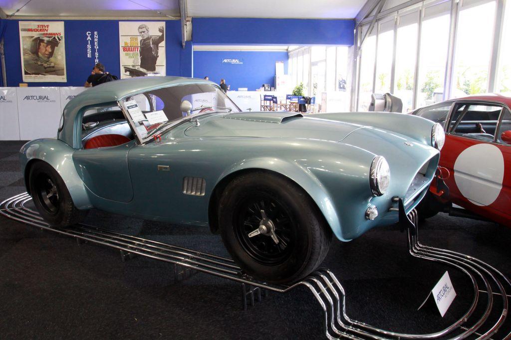 Ac Cobra 224 La Vente Artcurial Le Mans Classic 2014