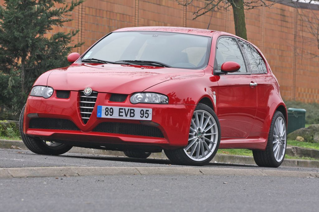 photo alfa romeo 147 gta coup 2003 m diatheque. Black Bedroom Furniture Sets. Home Design Ideas