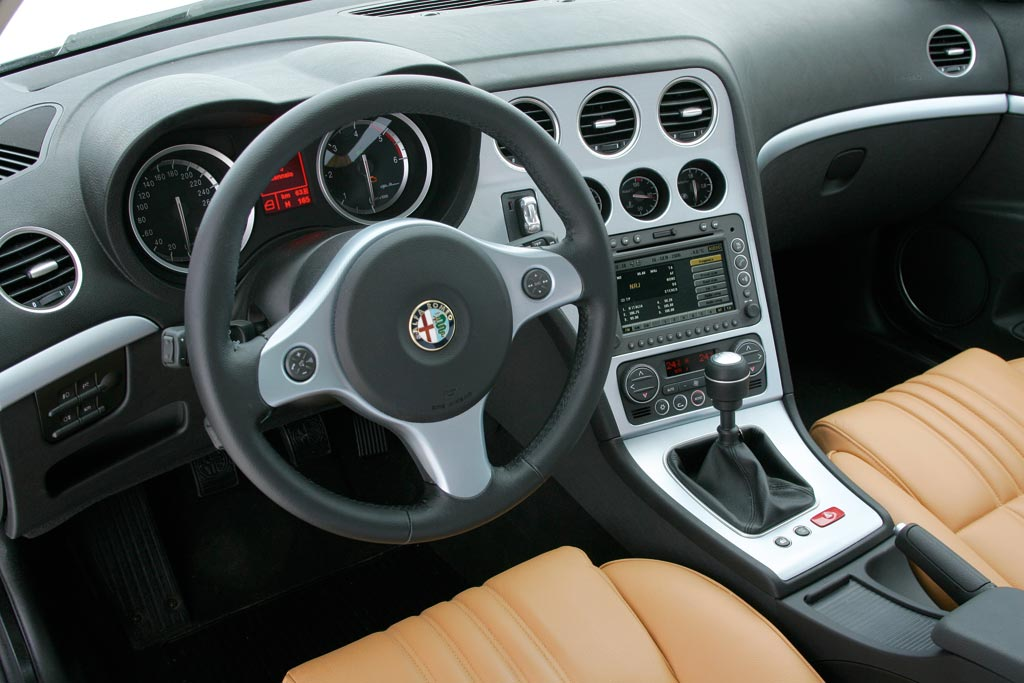 Photo ALFA ROMEO 159 SPORTWAGON - médiatheque Motorlegend.com