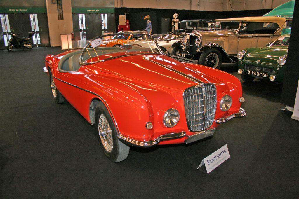 Alfa Romeo Disco Volante >> Photo ALFA ROMEO 1900 SS Ghia Aigle coupé 1956 ...