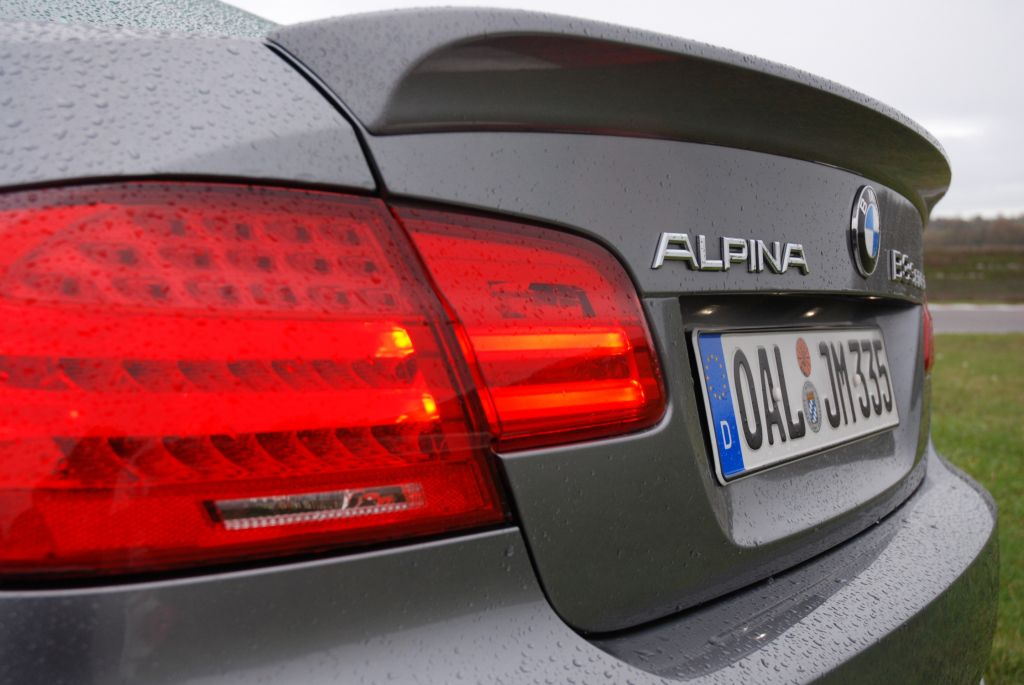 ALPINA B3 (E90) S Biturbo coupé 2010