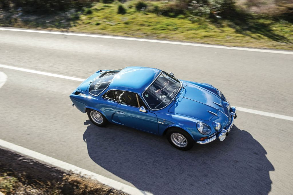 ALPINE A110 (I) 1600 S coupé 1973