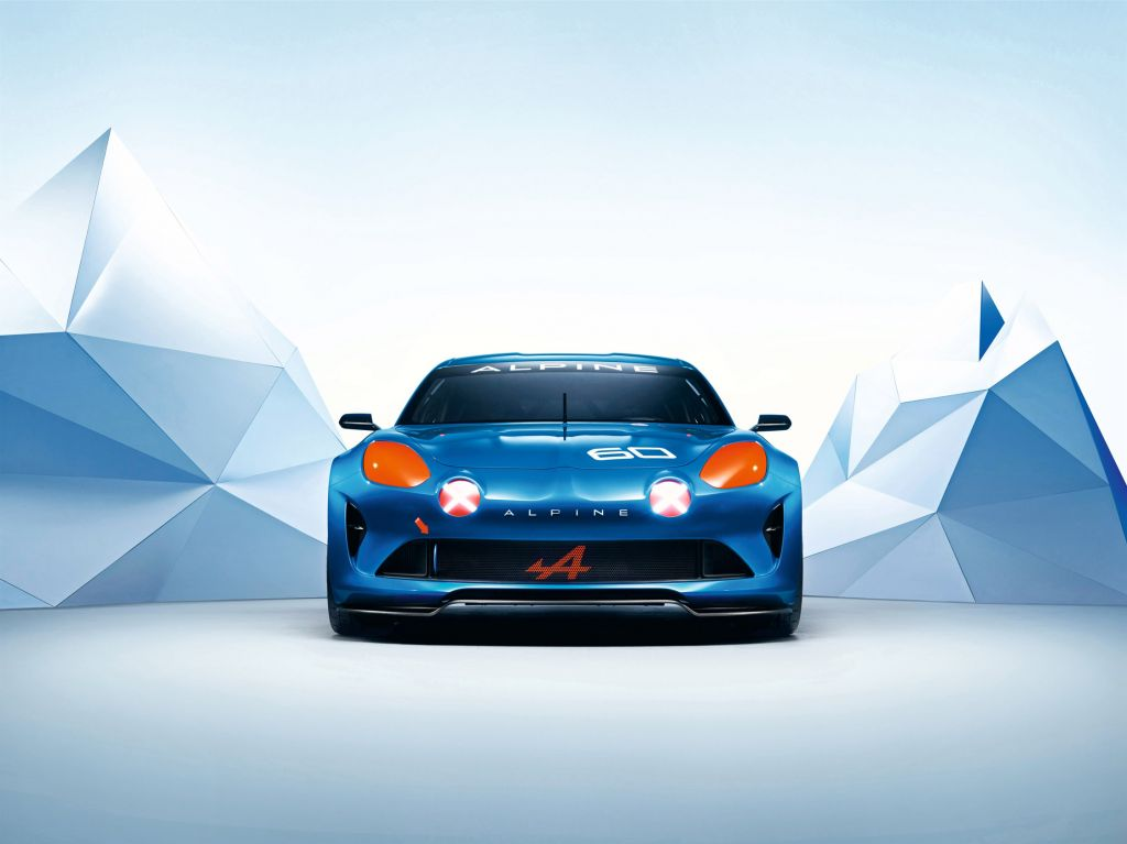 ALPINE CELEBRATION Concept concept-car 2015
