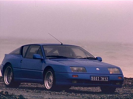 Photo Alpine Gta Coup 233 1990 M 233 Diatheque Motorlegend Com