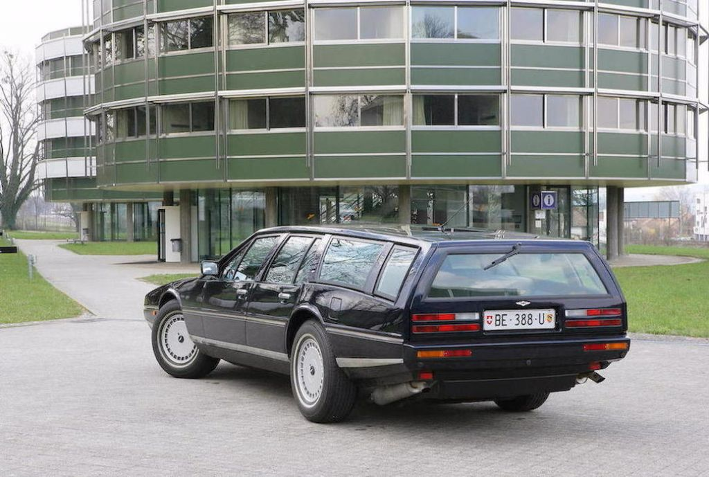 ASTON MARTIN LAGONDA V8 break 1986