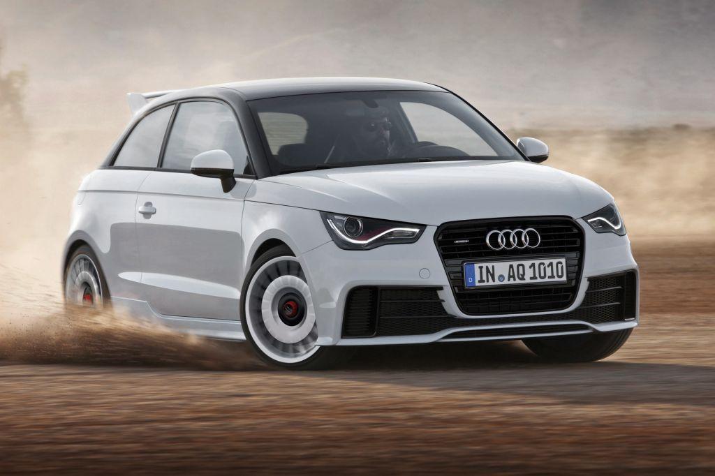 Audi A1 Quattro 2012 Gti Et Compagnie Retour Sur Plus De 35 Ans De Petites Sportives