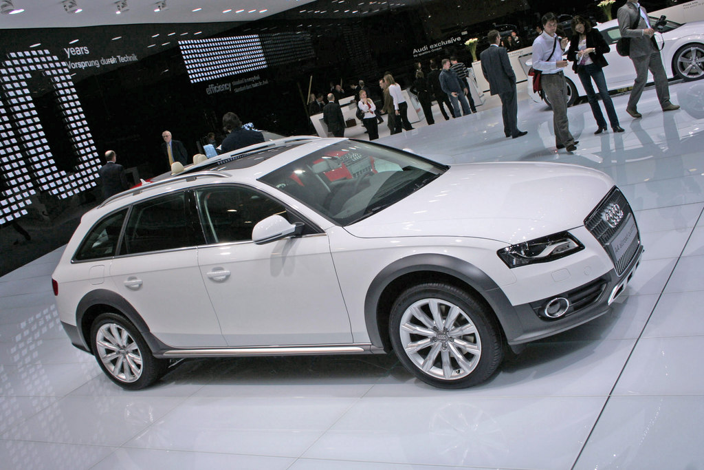 AUDI A4 ALLROAD  break 2009