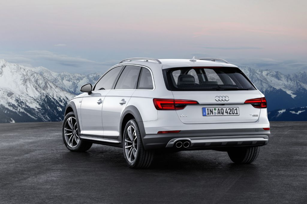 AUDI A4 ALLROAD (B9)  break 2016