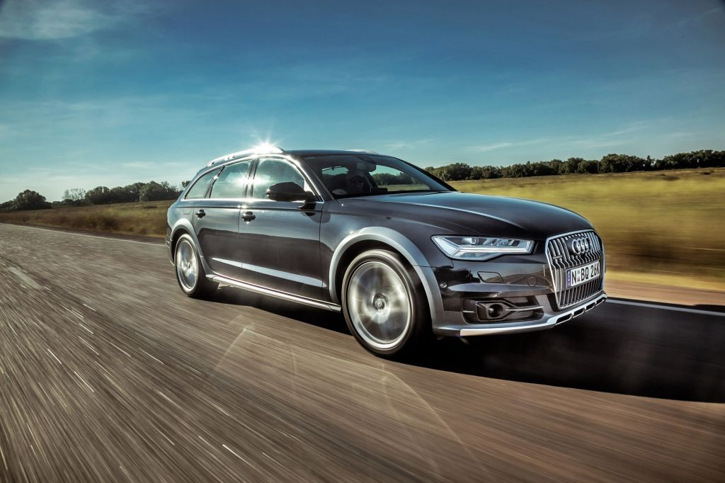 Photo Audi A6 Allroad C7 3 0 Tdi 313 Ch Break 2015