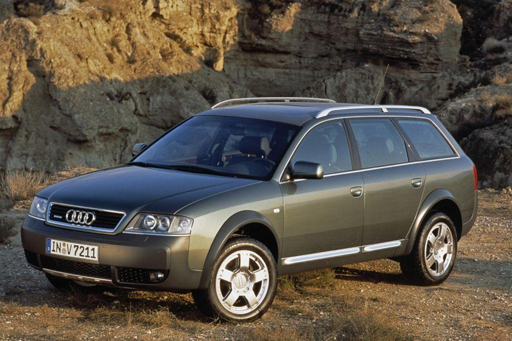 Photo Audi Allroad Break 2000 M 233 Diatheque Motorlegend Com