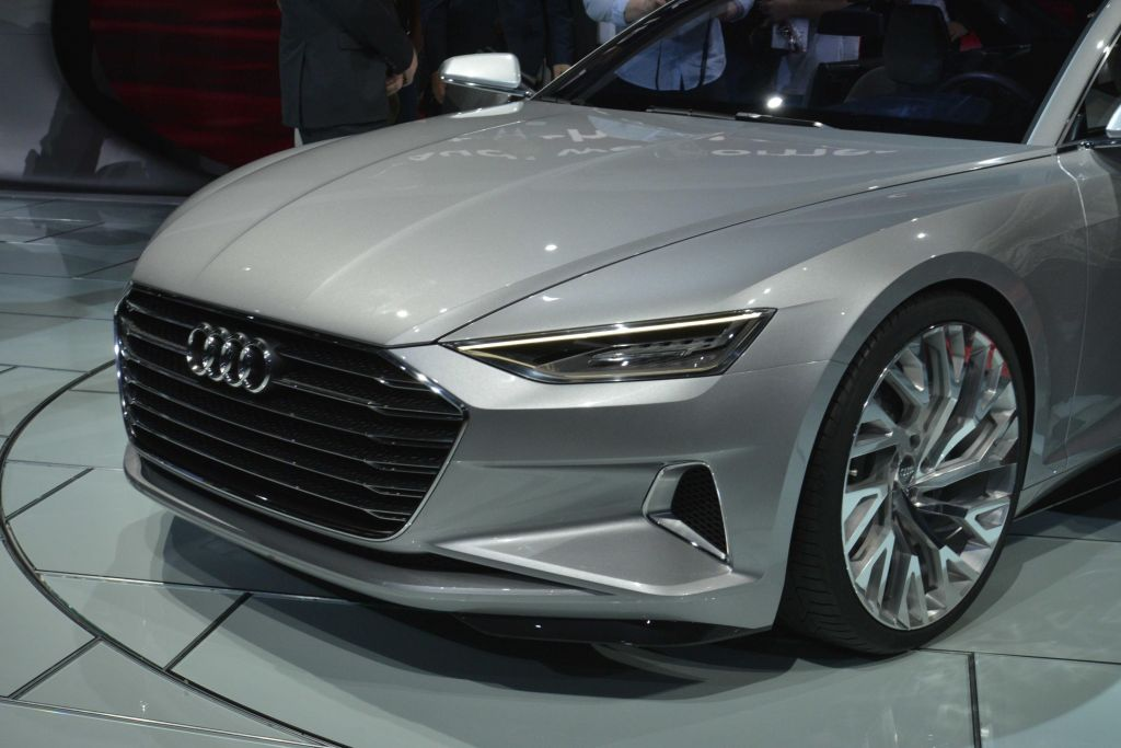 AUDI PROLOGUE Concept concept-car 2014
