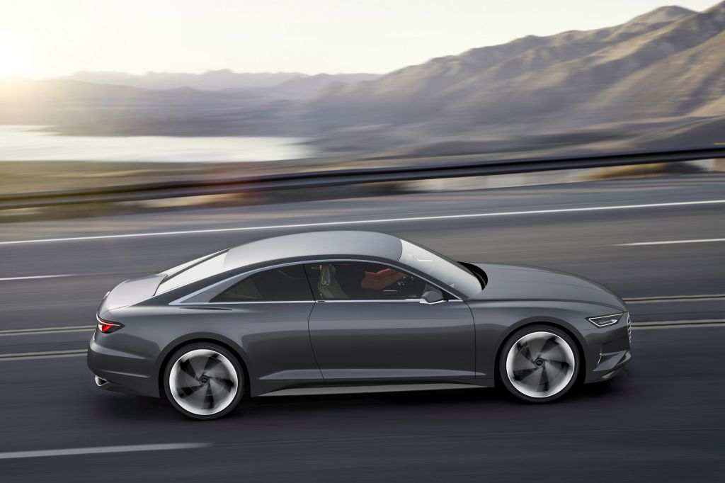 AUDI PROLOGUE Concept concept-car 2015