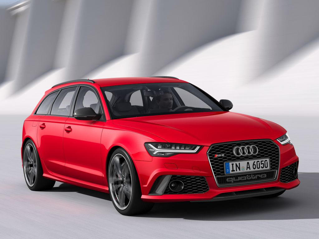 AUDI RS6 (C7) Avant V8 560 ch break 2014
