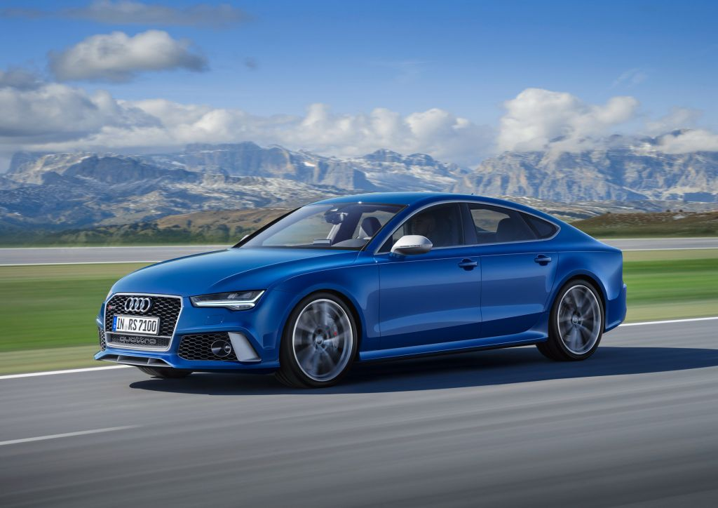 AUDI RS7 SPORTBACK (I) performance V8 605 ch berline 2015