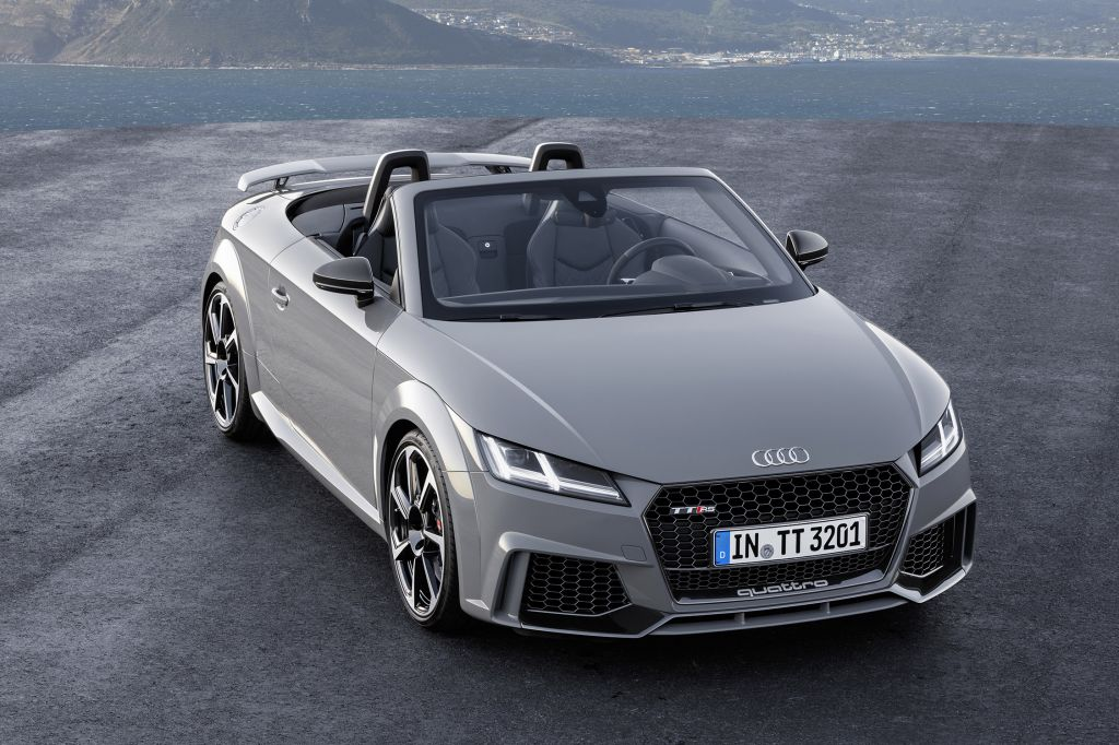 AUDI TT (8S) RS 2.5 400 ch Roadster cabriolet 2016