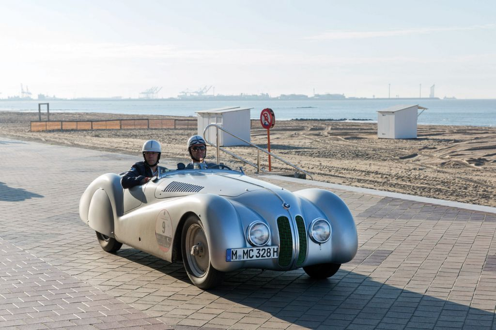 BMW 328 Mille Miglia Roadster (1937)