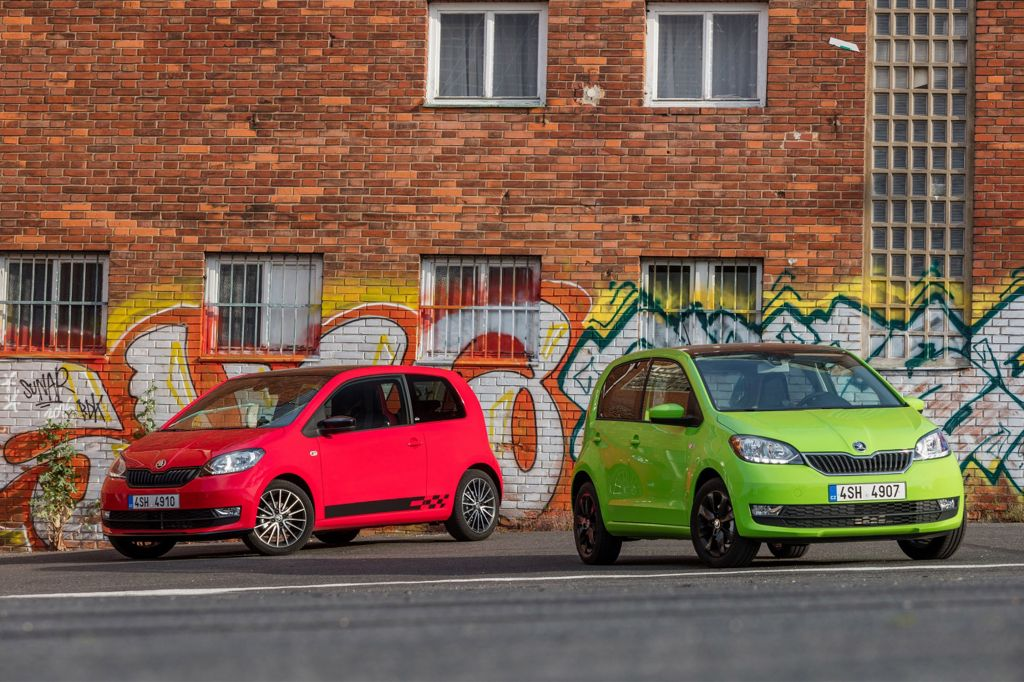 11ème ex : VW Up/Seat Mii/Skoda Citigo 93g/km