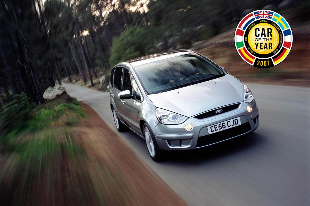 Ford S-Max (2007)