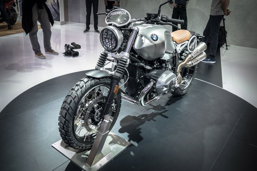 BMW NineT Scrambler : surfe sur la vague !