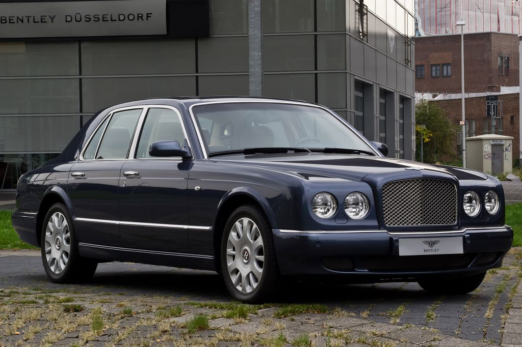 Bentley Arnage (1998)