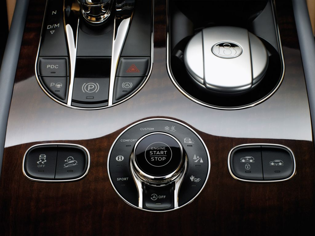 BENTLEY BENTAYGA  SUV 2015