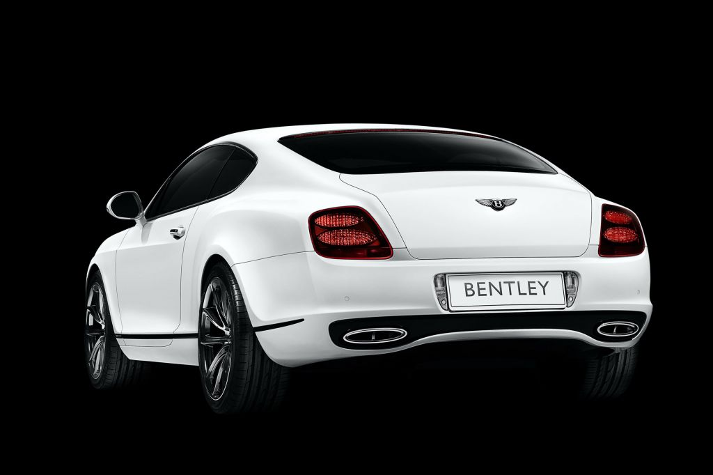 Bentley Continental Supersports (630 ch)