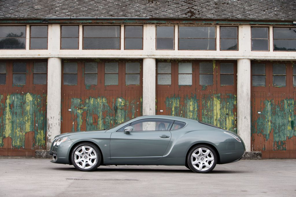 BENTLEY CONTINENTAL GT (I) Zagato coupé 2006