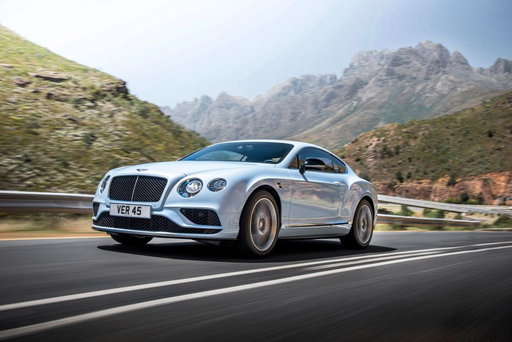 BENTLEY CONTINENTAL GT (II) V8 S coupé 2015