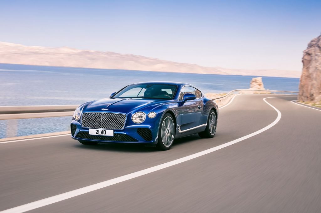BENTLEY CONTINENTAL GT (III)  coupé 2018