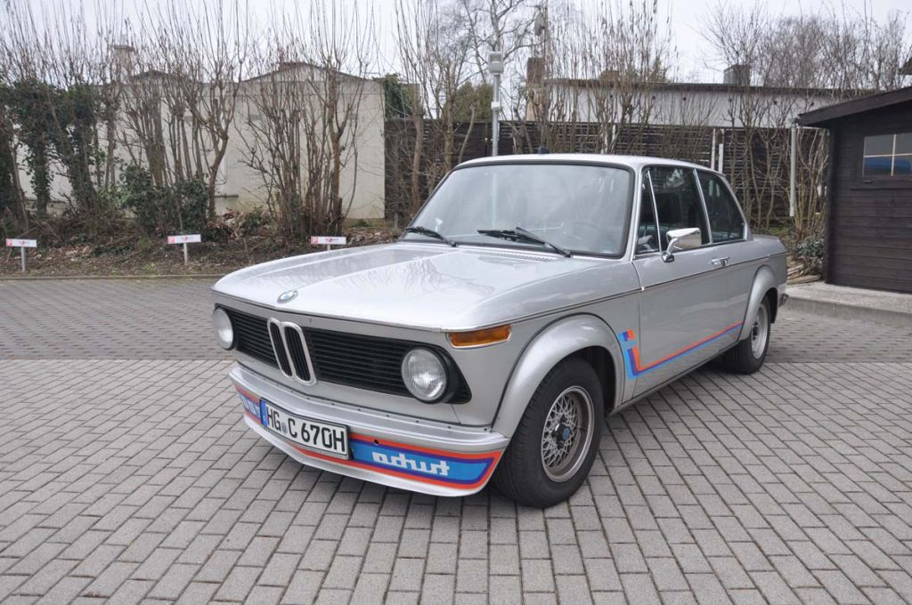 BMW 2002 turbo (E20) coupé 1977